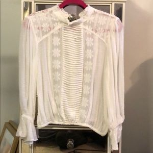 NWT! Free People Blouse